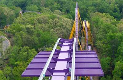 Image Result For Busch Gardens Big Bad Wolf Closing